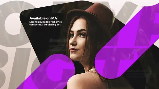 Forma Slideshow: After Effects Templates