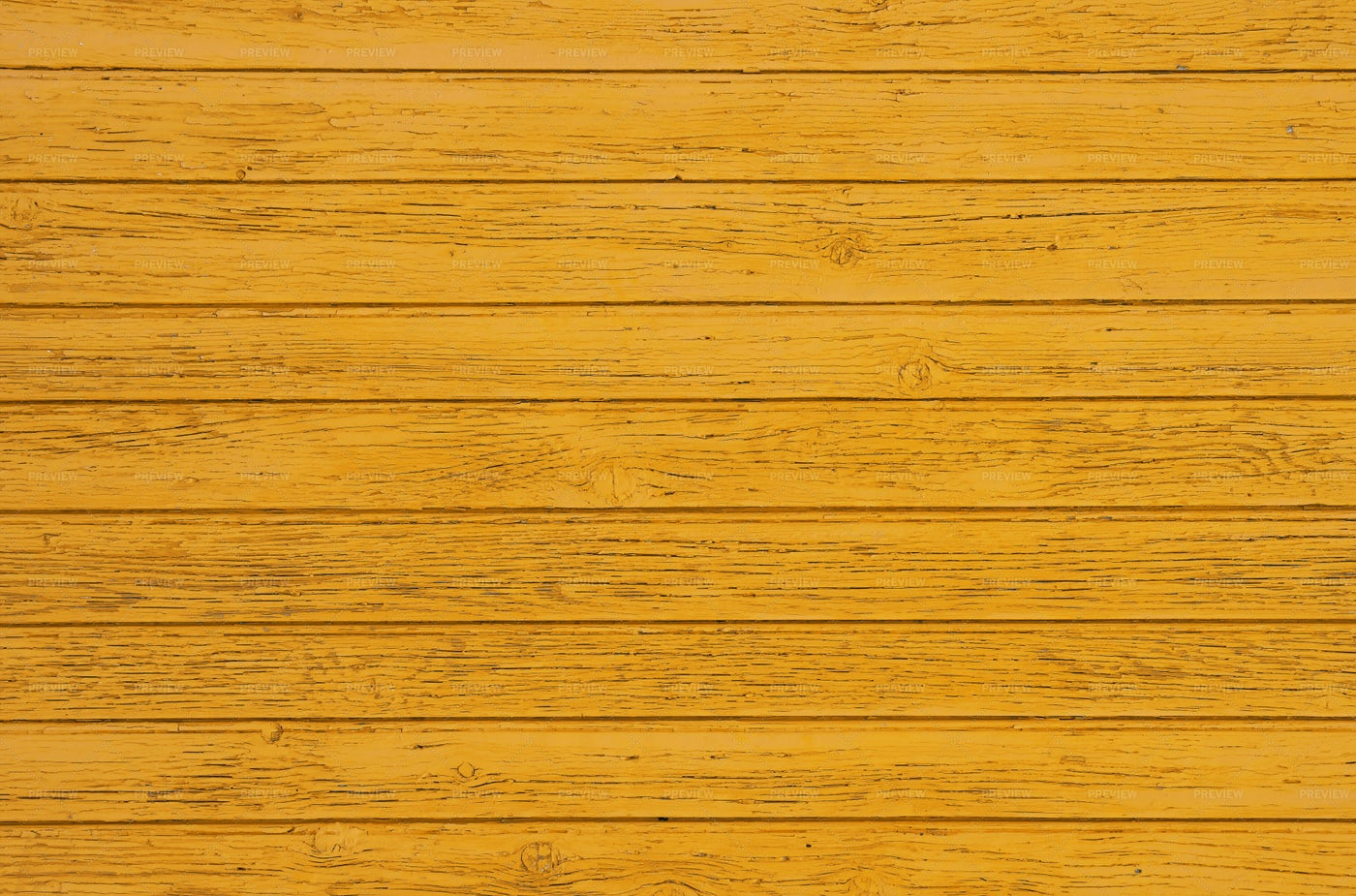 Yellow Painted Wooden Background: Stock Photos
