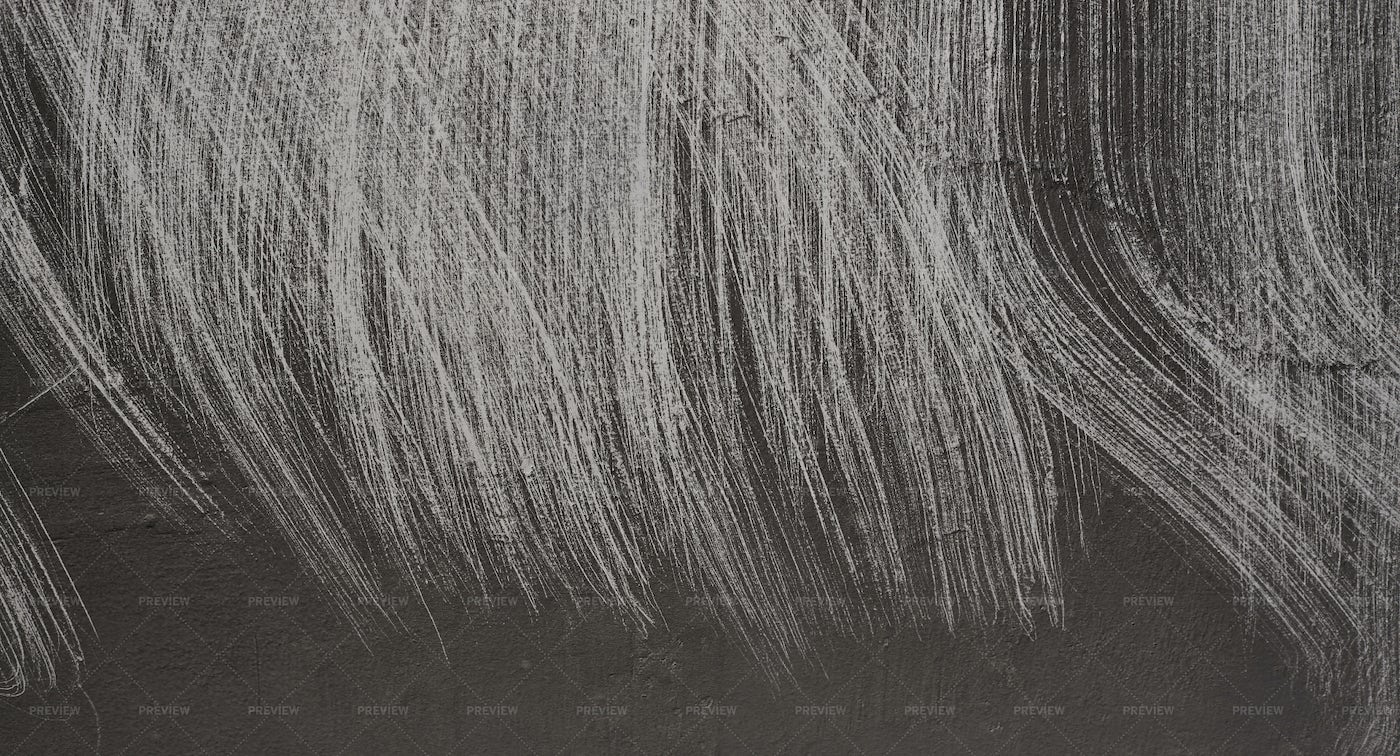Black And White Brushed Texture: Stock Photos