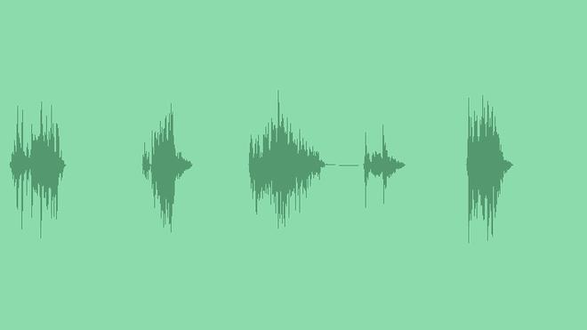 Percussive Elements: Sound Effects