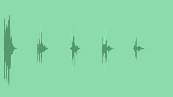 New Item - Gamesounds: Sound Effects