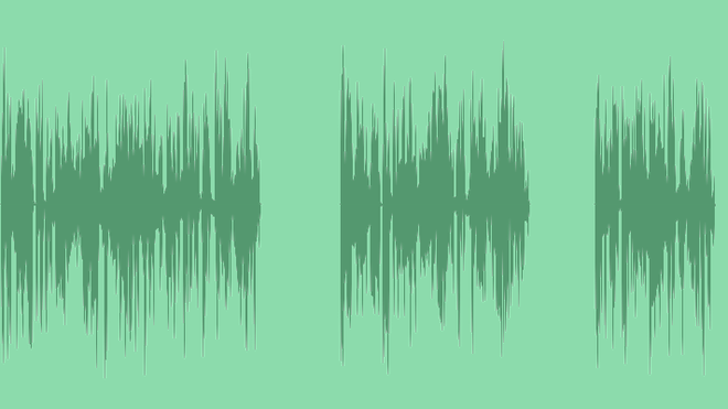 Small Radio Glitch: Sound Effects