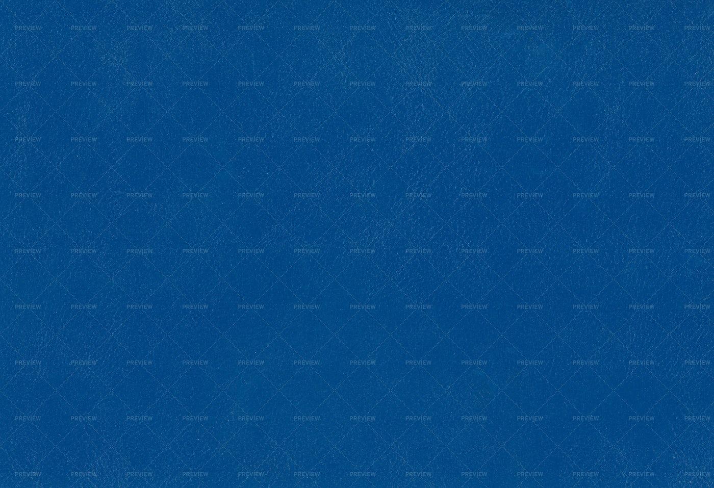 Blue Leatherette Texture: Stock Photos