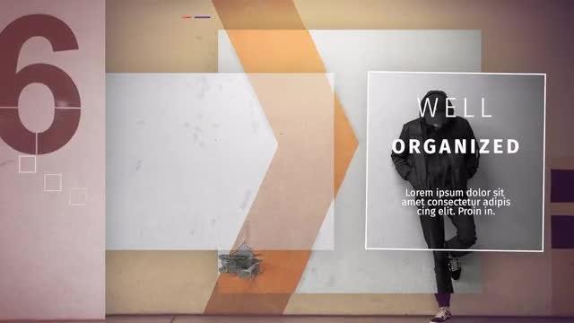 Creative Minimal Slideshow: Premiere Pro Templates