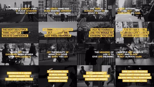 Social Media Video Graphics: Premiere Pro Templates