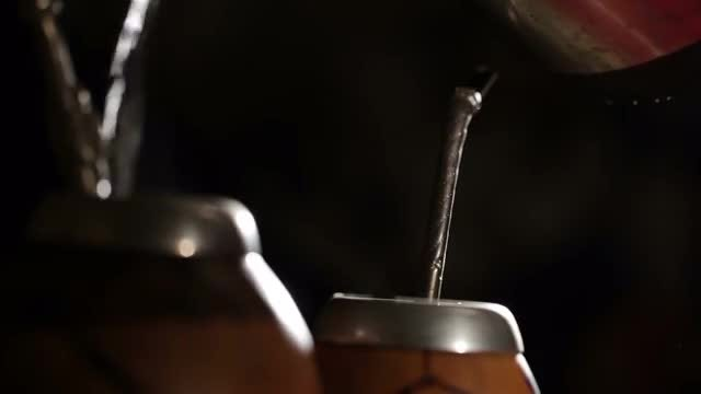 Yerba Mate: Stock Video