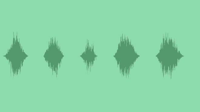 Alien Machine Scanning: Sound Effects