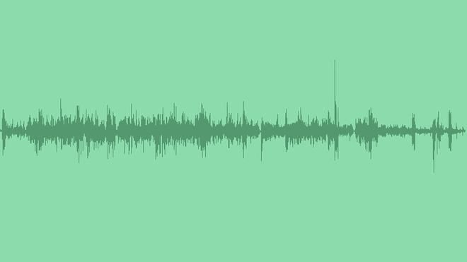 Glitter Scourer Rubbing: Sound Effects