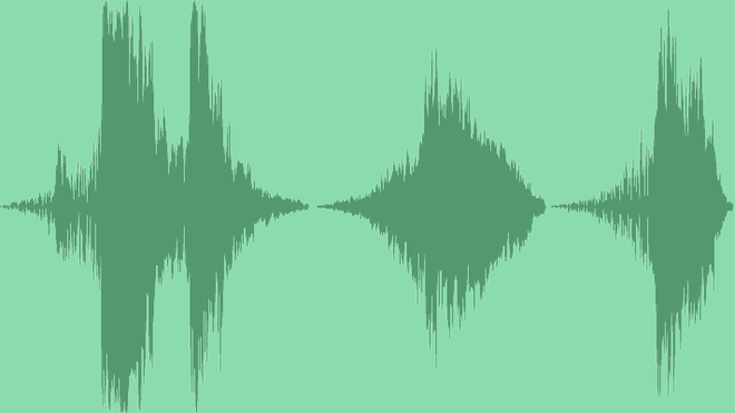 Rise and Drops: Sound Effects