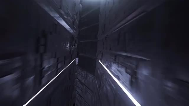 VJ Loop Grunge Tunnel: Stock Motion Graphics