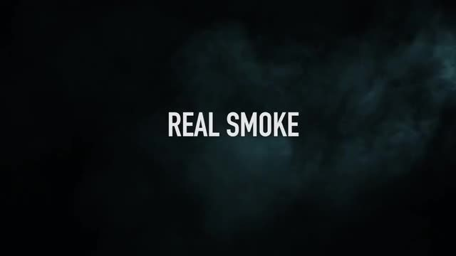 Close-Up Shot Of Smoke Backgrounds: Stock Video
