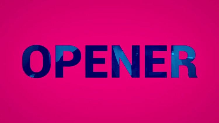 Trendy Opener : Premiere Pro Templates