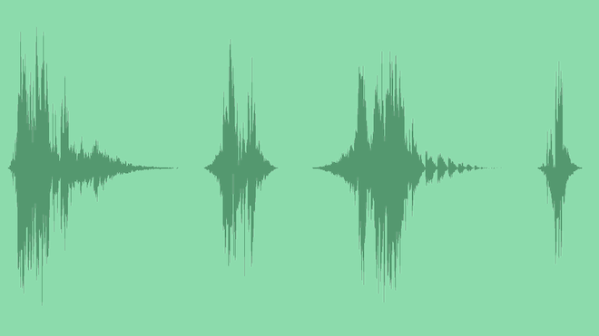 Glitch FX Logo: Sound Effects