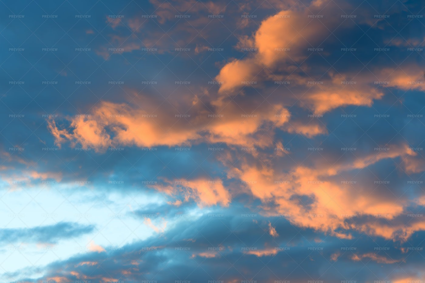 Clouds In Sky: Stock Photos