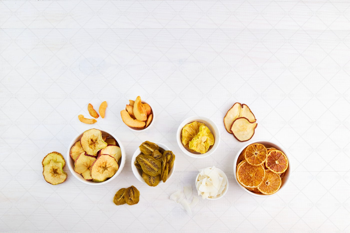 Dried Fruits: Stock Photos