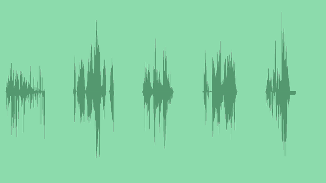 Glitchy Fx: Sound Effects