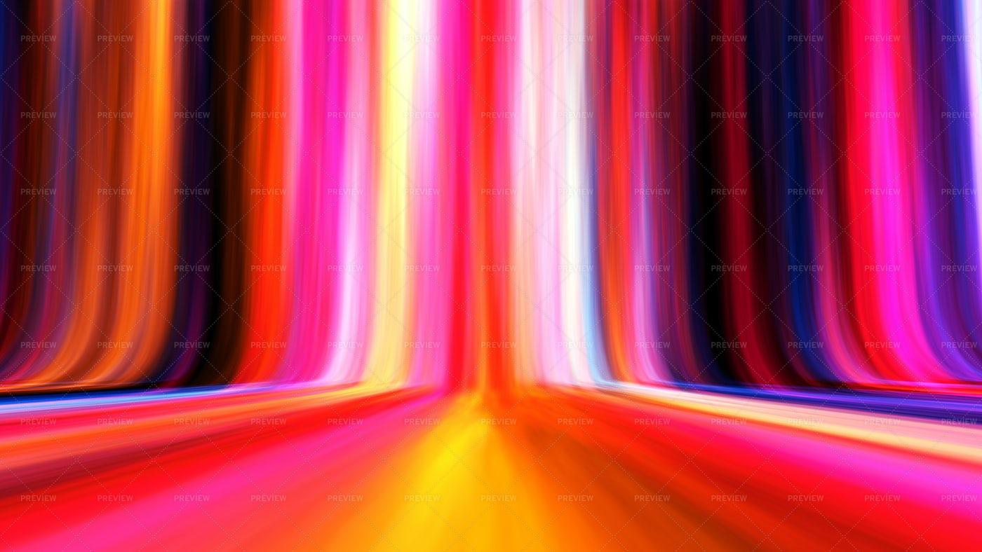 Colorful Line Gradient Lights Backgroud: Stock Photos