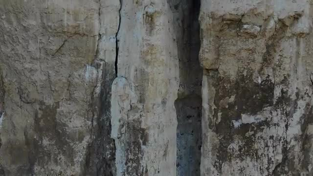 Cave Walls: Stock Video
