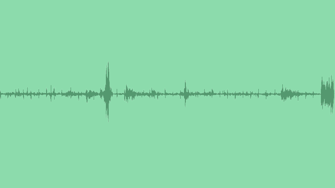 City Ambiences: Sound Effects