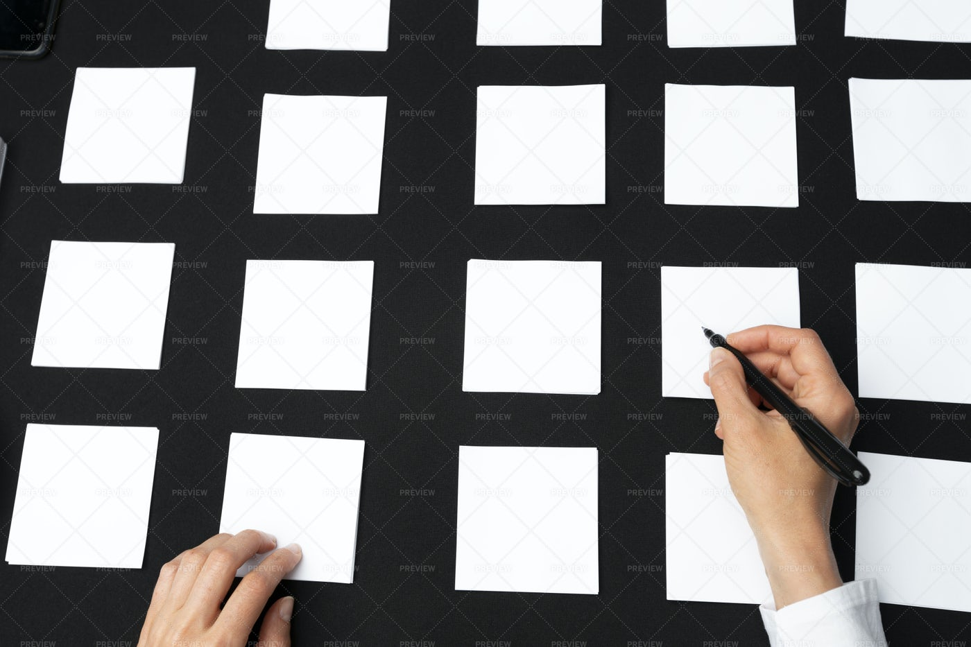 Sheets Of Paper To Write: Stock Photos