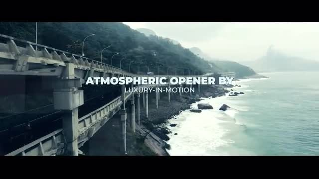 Atmospheric Opener: Premiere Pro Templates
